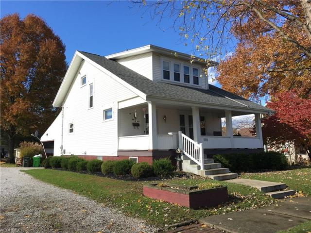 1016 Parrish St, Uhrichsville, OH 44683 (MLS #4051529) :: RE/MAX Valley Real Estate