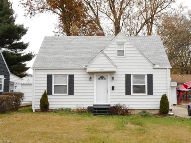 715 Mohawk Ave, Akron, OH 44305 (MLS #4051915) :: RE/MAX Edge Realty