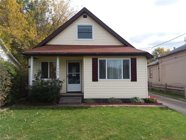 1269 E 348th St, Eastlake, OH 44095 (MLS #4051970) :: RE/MAX Edge Realty