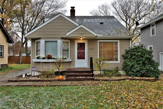 515 Lamont St, Akron, OH 44305 (MLS #4052024) :: RE/MAX Trends Realty