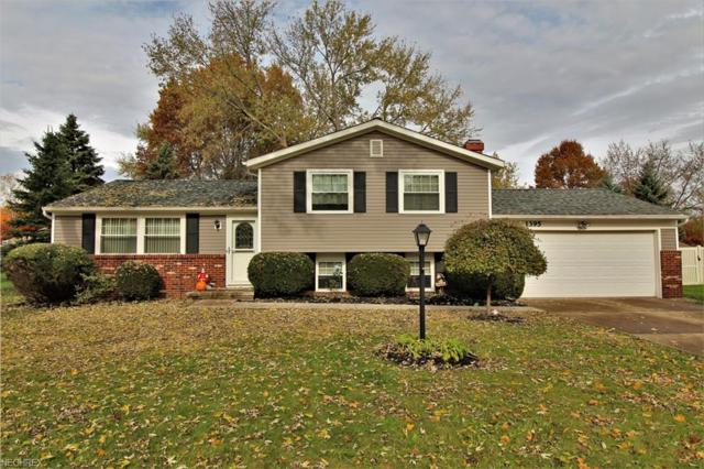 1395 Cherokee Trl, Stow, OH 44224 (MLS #4052092) :: Tammy Grogan and Associates at Cutler Real Estate