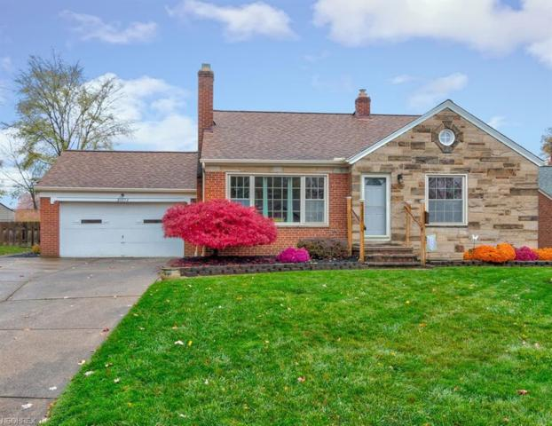 21772 Hillsdale Ave, Fairview Park, OH 44126 (MLS #4052408) :: RE/MAX Trends Realty