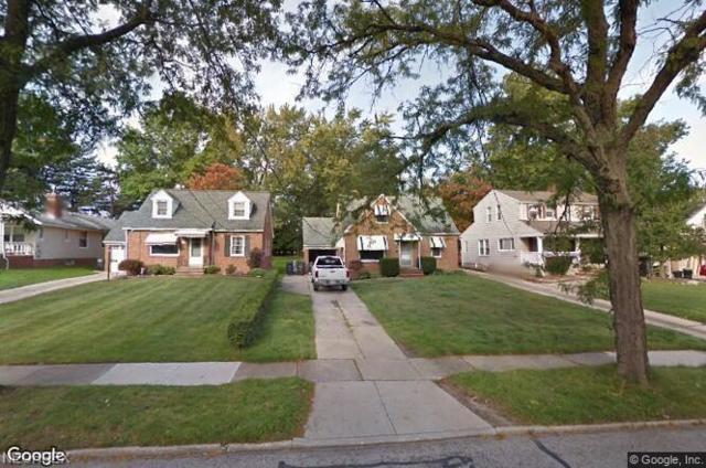 1608 Sunview Rd, Lyndhurst, OH 44124 (MLS #4052590) :: The Crockett Team, Howard Hanna