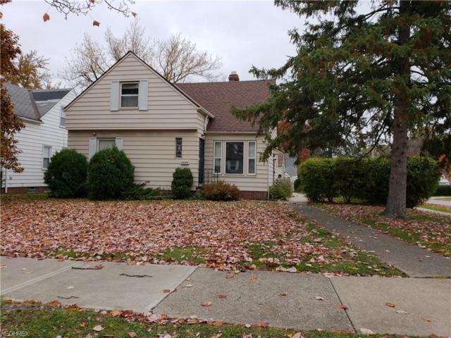 4249 Lambert Rd, South Euclid, OH 44121 (MLS #4052660) :: RE/MAX Trends Realty