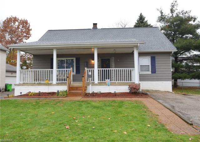 1221 Prospect St, Barberton, OH 44203 (MLS #4052735) :: RE/MAX Trends Realty
