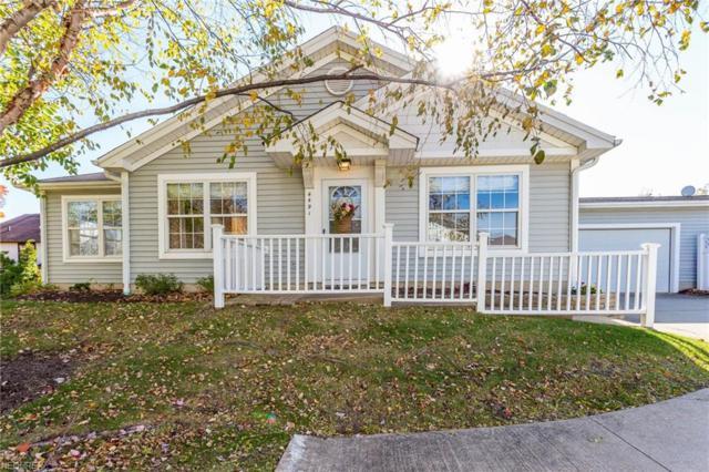 4491 Grand Teton Dr, Medina, OH 44256 (MLS #4052819) :: Keller Williams Chervenic Realty