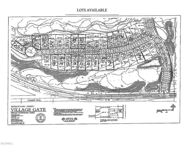 Lot #20  6979 Village Way Dr, Hiram, OH 44234 (MLS #4052845) :: RE/MAX Edge Realty
