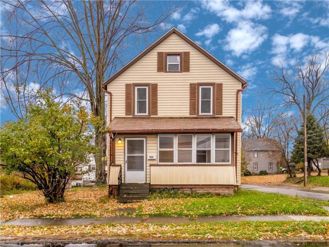 986 Shannon Ave, Barberton, OH 44203 (MLS #4052854) :: RE/MAX Edge Realty
