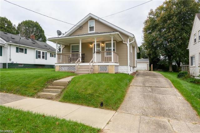 274 E Cassell Ave, Barberton, OH 44203 (MLS #4052858) :: RE/MAX Trends Realty