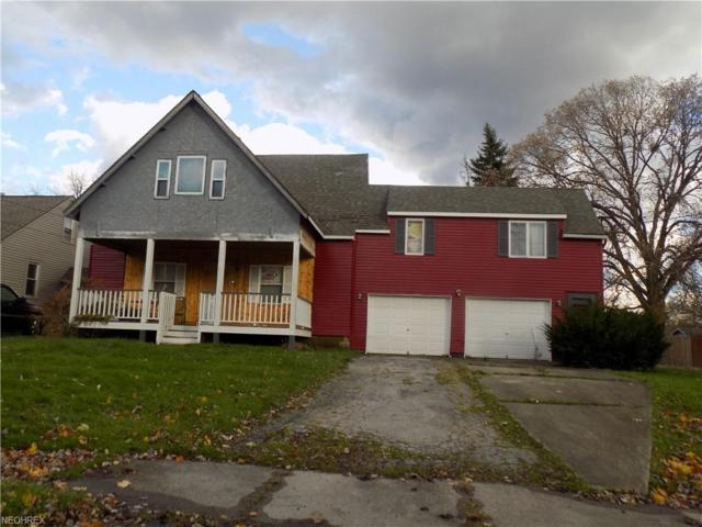 233 N Main St, Youngstown, OH 44515 (MLS #4052949) :: RE/MAX Trends Realty