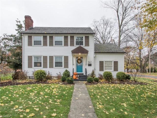 267 W Main St, Canfield, OH 44406 (MLS #4053008) :: RE/MAX Trends Realty
