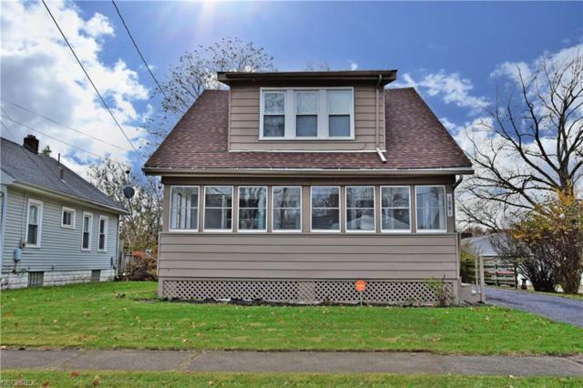 1561 Bonnie Brae NE, Warren, OH 44483 (MLS #4053164) :: RE/MAX Edge Realty