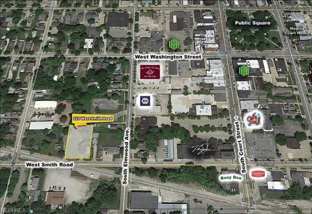 223 W Smith Rd, Medina, OH 44256 (MLS #4053166) :: Keller Williams Chervenic Realty