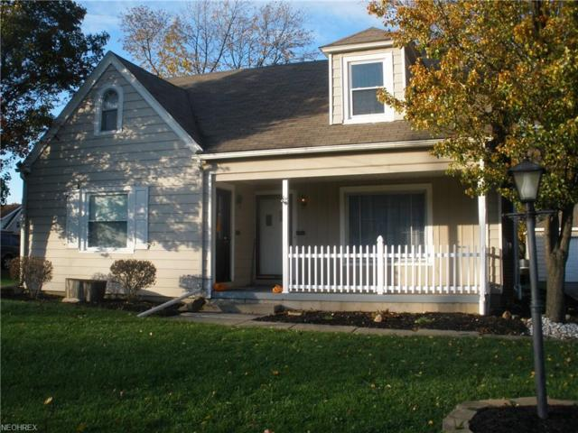 40 Beechwood Dr, Youngstown, OH 44512 (MLS #4053231) :: RE/MAX Edge Realty