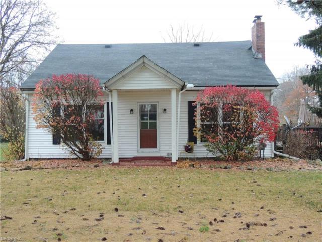 10465 Mount Eaton Rd, Wadsworth, OH 44281 (MLS #4053292) :: Keller Williams Chervenic Realty