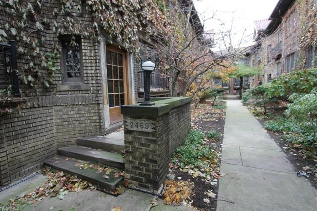 2469 Overlook #1, Cleveland Heights, OH 44106 (MLS #4053419) :: Ciano-Hendricks Realty Group