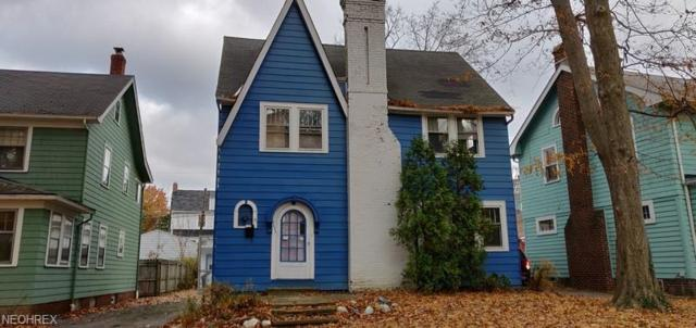 3283 Meadowbrook Blvd, Cleveland Heights, OH 44118 (MLS #4053505) :: RE/MAX Edge Realty