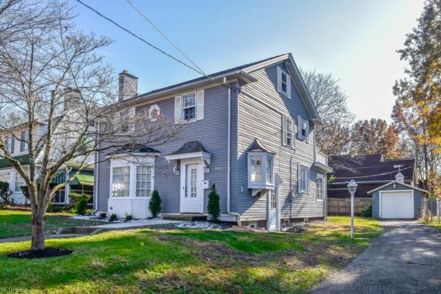 820 25th St NE, Canton, OH 44714 (MLS #4053533) :: RE/MAX Edge Realty