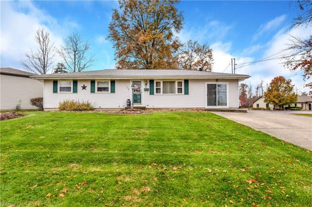 1184 Idaho Rd, Austintown, OH 44515 (MLS #4053548) :: RE/MAX Valley Real Estate