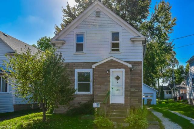 658 Rudolph Ave, Cuyahoga Falls, OH 44221 (MLS #4053602) :: RE/MAX Edge Realty