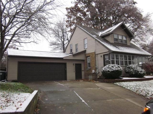 536 Watson St, Akron, OH 44305 (MLS #4053726) :: RE/MAX Edge Realty