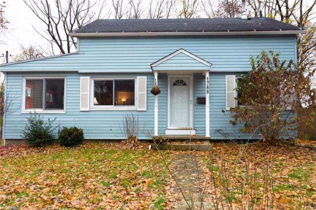 1788 Wiltshire Rd, Akron, OH 44313 (MLS #4053744) :: RE/MAX Edge Realty
