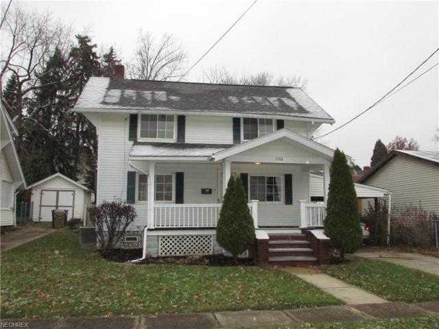 1760 3rd St, Cuyahoga Falls, OH 44221 (MLS #4053786) :: RE/MAX Edge Realty