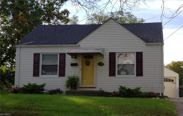 1368 Orlando Ave, Akron, OH 44320 (MLS #4053911) :: RE/MAX Edge Realty