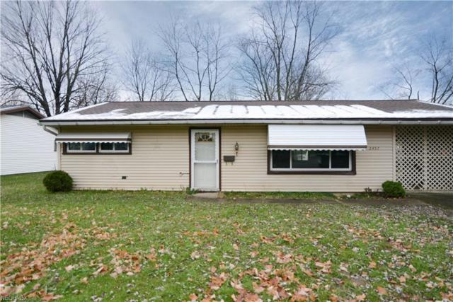 2457 Bainbridge Ave, Youngstown, OH 44511 (MLS #4053960) :: RE/MAX Edge Realty