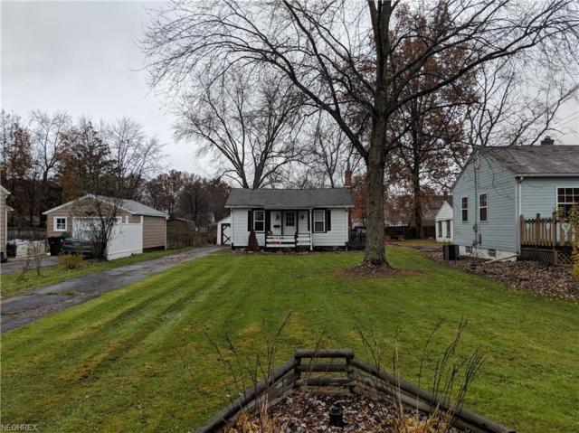 1818 Northfield Ave NW, Warren, OH 44485 (MLS #4054133) :: The Crockett Team, Howard Hanna