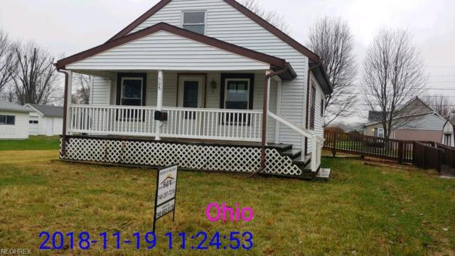 508 Barnett Ave, Newcomerstown, OH 43832 (MLS #4054137) :: RE/MAX Valley Real Estate