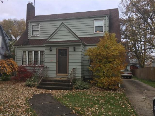 409 Fairmount Ave NE, Warren, OH 44483 (MLS #4054187) :: The Crockett Team, Howard Hanna
