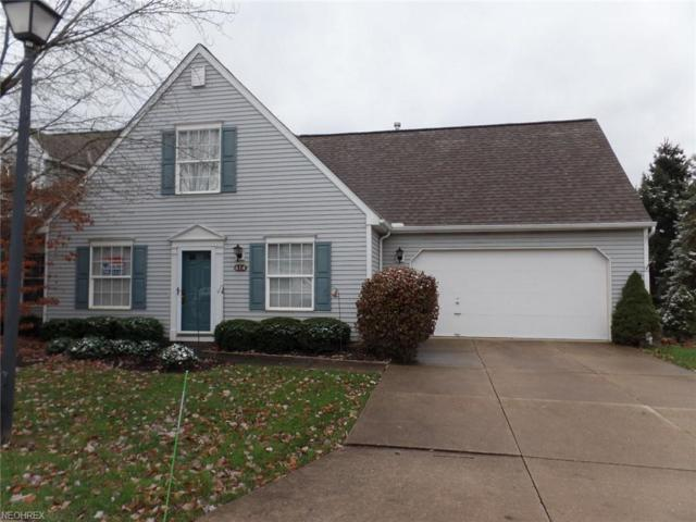614 Windsor Ln, Sagamore Hills, OH 44067 (MLS #4054595) :: Ciano-Hendricks Realty Group