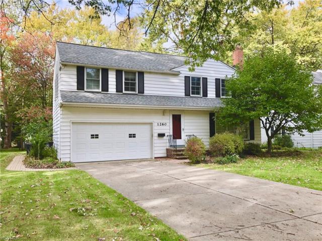 1260 Ford Rd, Lyndhurst, OH 44124 (MLS #4054764) :: The Crockett Team, Howard Hanna