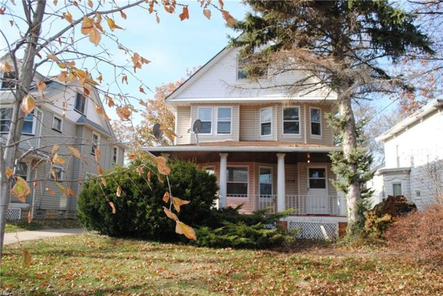 1358 Summit Ave, Lakewood, OH 44107 (MLS #4054927) :: RE/MAX Valley Real Estate
