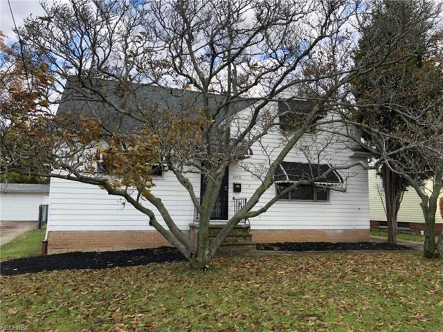 20731 Donny Brook Rd, Maple Heights, OH 44137 (MLS #4054942) :: RE/MAX Valley Real Estate
