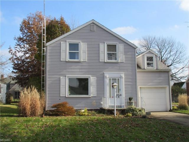 356 Aultman Ave NW, Canton, OH 44708 (MLS #4055054) :: RE/MAX Edge Realty