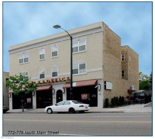 772-776 N Main St, Akron, OH 44310 (MLS #4055329) :: RE/MAX Edge Realty