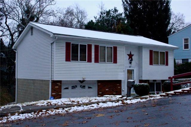 27 Springdale Ave, Wheeling, WV 26003 (MLS #4055490) :: The Crockett Team, Howard Hanna