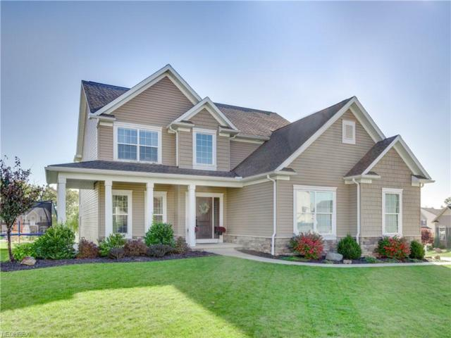 7154 Emerald Glen Ave NW, Canal Fulton, OH 44614 (MLS #4055710) :: The Kaszyca Team
