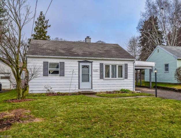 4527 Tioga St NW, Canton, OH 44708 (MLS #4055759) :: RE/MAX Edge Realty