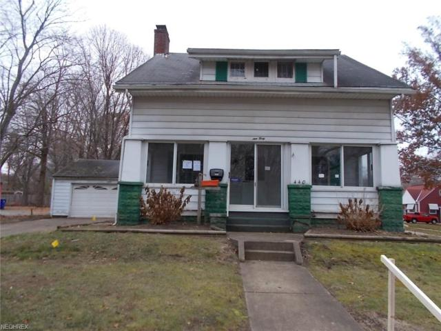 440 Madison St, Ravenna, OH 44266 (MLS #4055928) :: RE/MAX Valley Real Estate