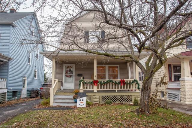 17422 Cannon Ave, Lakewood, OH 44107 (MLS #4056115) :: The Crockett Team, Howard Hanna