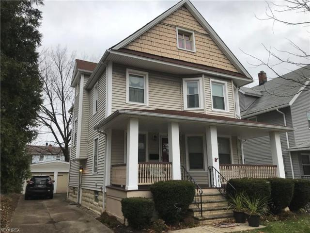1370 Gladys Ave, Lakewood, OH 44107 (MLS #4056277) :: RE/MAX Valley Real Estate