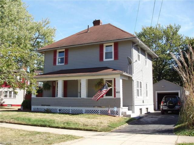 1400 Sprague St, Akron, OH 44305 (MLS #4056315) :: The Crockett Team, Howard Hanna