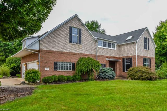 5017 Nobles Pond Dr NW, Canton, OH 44718 (MLS #4056503) :: The Kaszyca Team