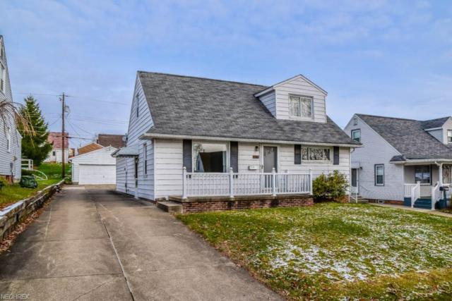 1519 34th St NE, Canton, OH 44714 (MLS #4056520) :: The Kaszyca Team