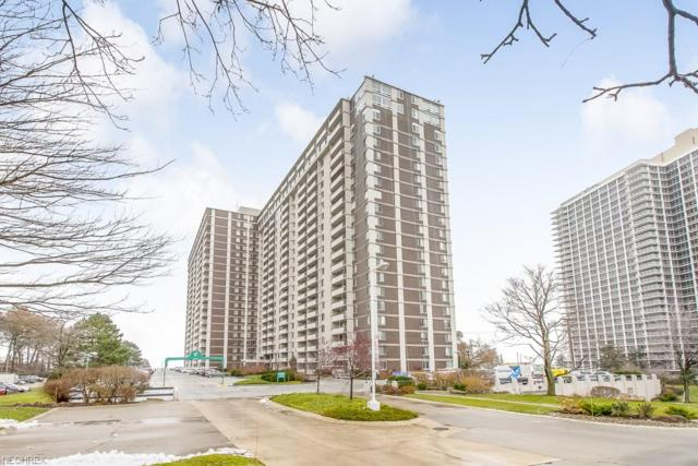 12900 Lake Ave #501, Lakewood, OH 44107 (MLS #4056562) :: RE/MAX Edge Realty