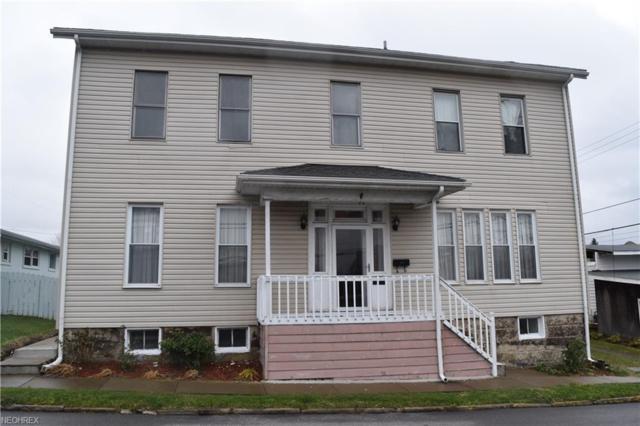 227 N Arch St, Barnesville, OH 43713 (MLS #4056679) :: The Crockett Team, Howard Hanna