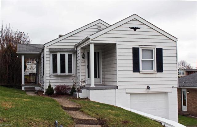 109 Miron Ave, Weirton, WV 26062 (MLS #4056844) :: The Crockett Team, Howard Hanna